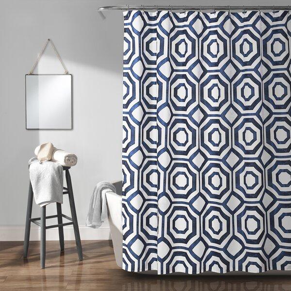 Drouin Octagon Shower Curtain by Corrigan Studio