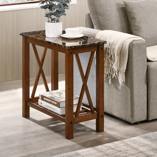 Calaweigh End Table with Storage by Latitude Run Latitude Run