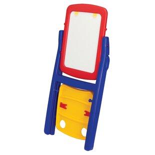 Affordable Crayola Folding Board Easel ByGrow 'n Up