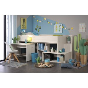melody midsleeper twin bed