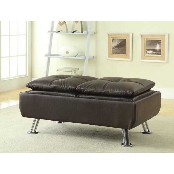 Cocktail Ottoman by Wildon Home®