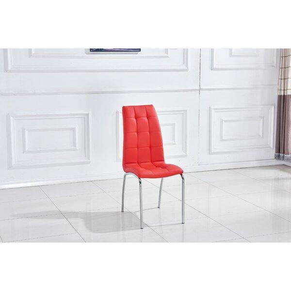 Nasim Upholstered Dining Chair (Set of 2) by Orren Ellis