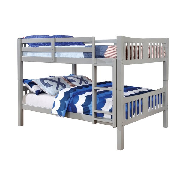 Dwayne Twin-over-Twin Bunk Bed by Viv + Rae