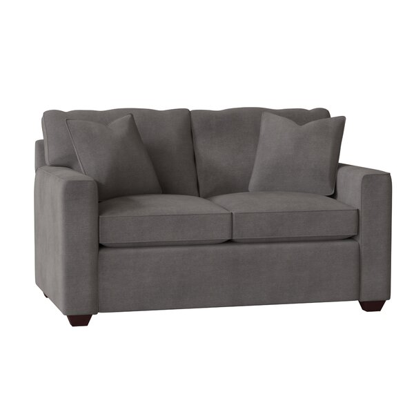 Lesley Loveseat by Wayfair Custom Upholstery Wayfair Custom Upholstery™