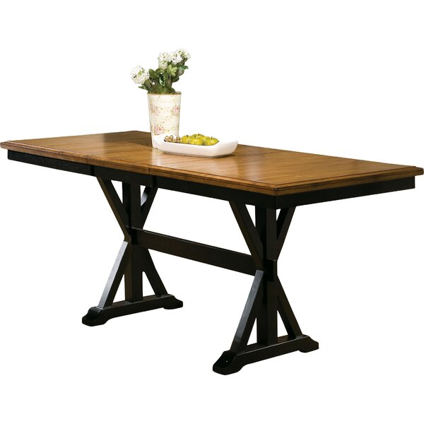 Courtdale Counter Height Dining Table by Three Posts