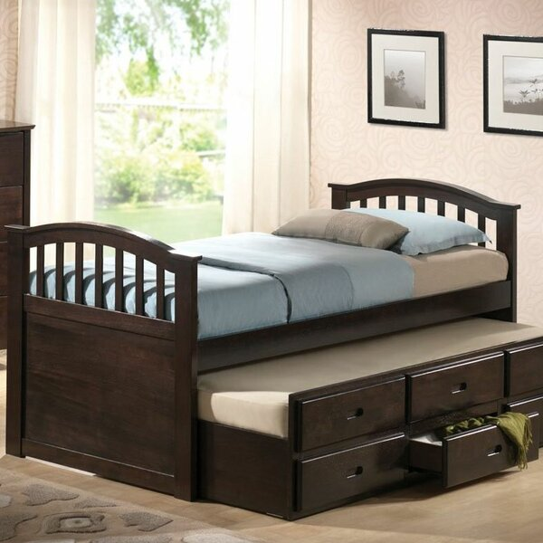 Atchison Standard bed by Harriet Bee