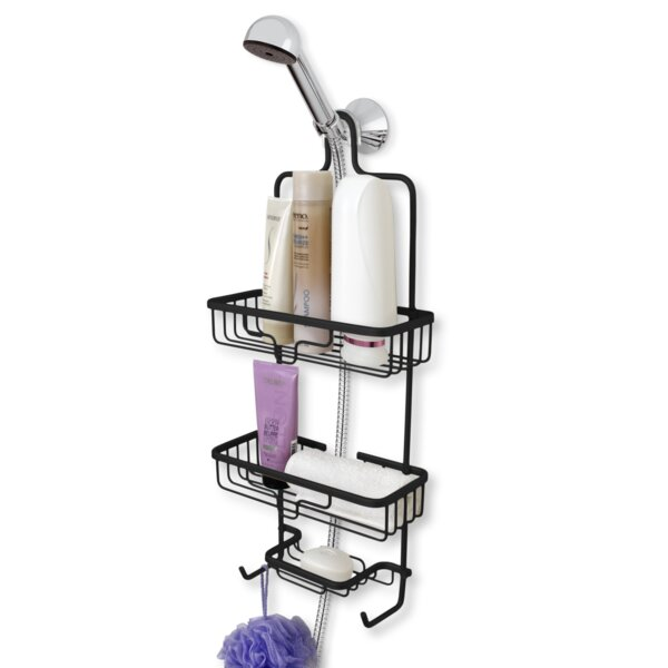 Kathleen Aluminum Shower Caddy by Rebrilliant