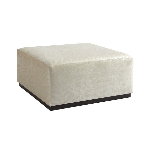 Clayton Cocktail Ottoman by Barclay Butera