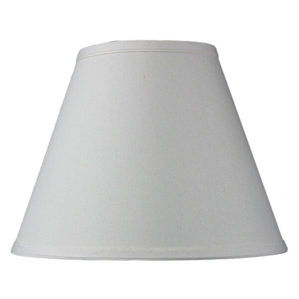 Modern Classics 12 Linen Empire Lamp Shade by Home Concept Inc