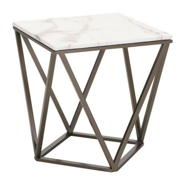 Bissett End Table by Ivy Bronx