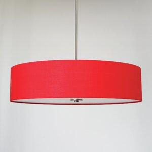 Lyell Forks 5-Light Drum Pendant