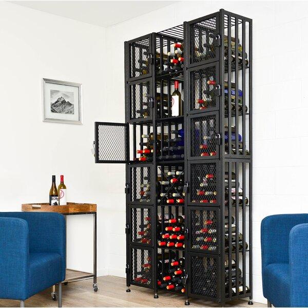 Bin 192 Bottle Floor Wine Rack by VintageView
