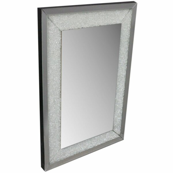 Alberty Attractive Accent Mirror by Rosdorf Park