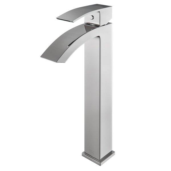 Duris Single Lever Vessel Bathroom Faucet by VIGO