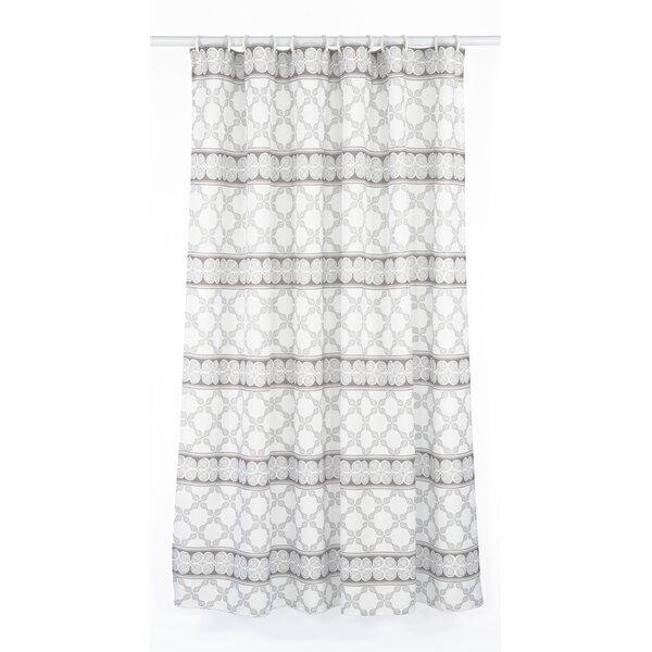 Vogue Line Design Shower Curtain Set by LJ Home