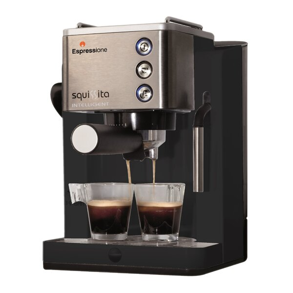 Squissita Intelligent Coffee & Espresso Maker by Espressione