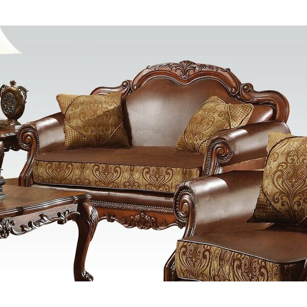 Latest Trends Mueller Upholstered Loveseat by Astoria Grand by Astoria Grand