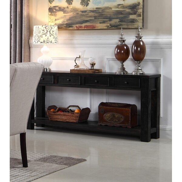 Jantzen Console Table by Alcott Hill Alcott Hill