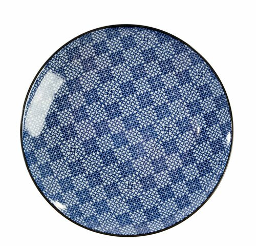 Bulloch Small Round Bread and Butter Plate (Set of 16) by Charlton Home