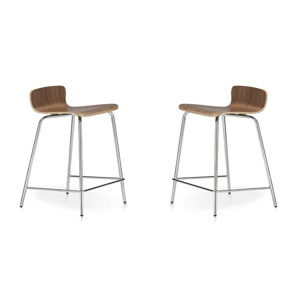 Styles Bar & Counter Stool (Set Of 2) By Orren Ellis