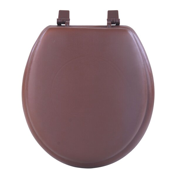 Fantasia Soft Standard Toilet Seat by Achim Importing Co