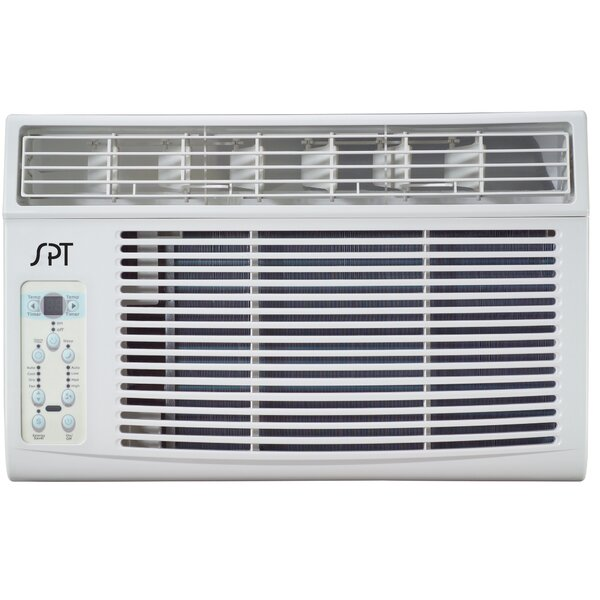12,000 BTU Window Air Conditioner with Remote by Sunpentown