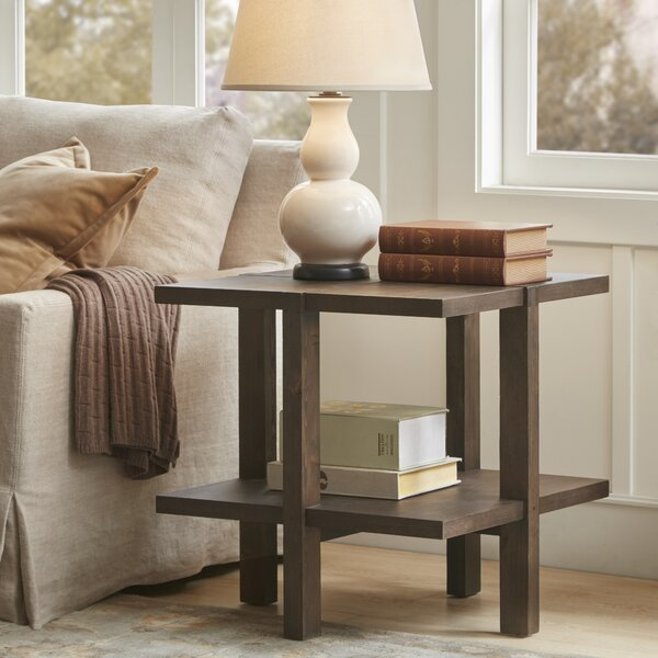 Cornell End Table by Harbor House