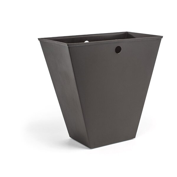 Slender Flare Liner 3 Gallon Waste Basket (Set of 4) by room360°byFOH®