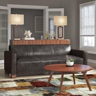 Cabot Leather Sofa