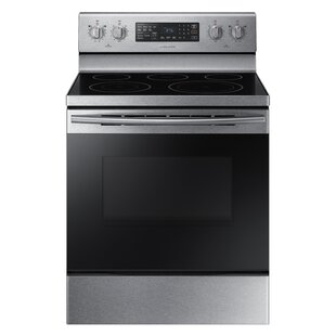 Electric Range With Griddle Wayfair