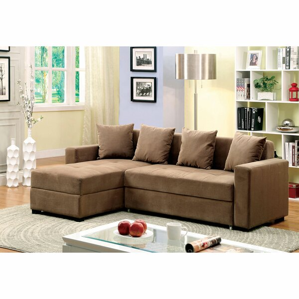 Eckmann Reversible Sleeper Sectional by Latitude Run