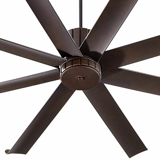 72 Proxima 8 Blade Patio Ceiling Fan by Quorum