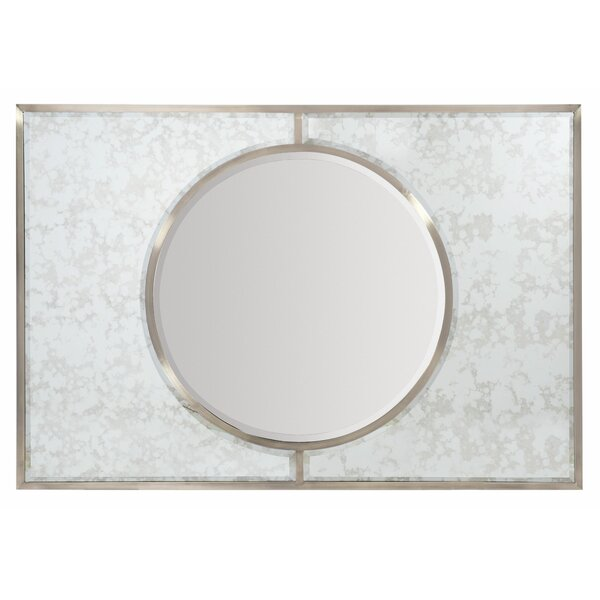 Domaine Metal Accent Mirror by Bernhardt