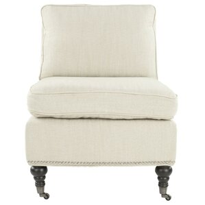 Wonderful Armless Slipper Chair
