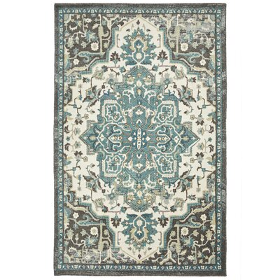 Blue Amp Ivory Amp Cream Area Rugs You Ll Love In 2019 Wayfair