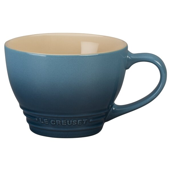 Stoneware Bistro Coffee Mug by Le Creuset
