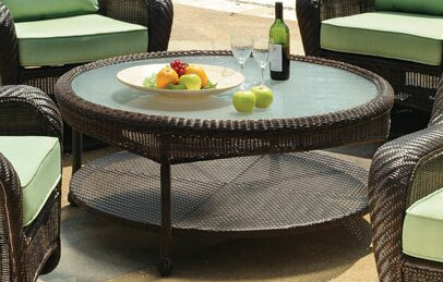 Spradley Patio Table by Bay Isle Home