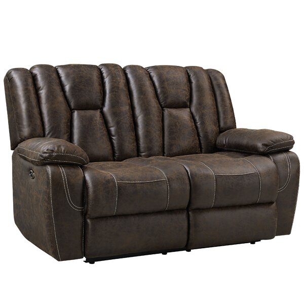 Our Special Appleton Power Motion Loveseat New Savings on