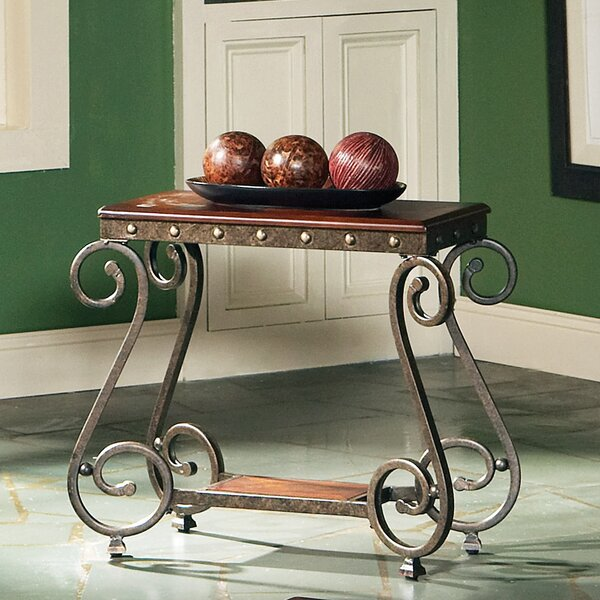 Carlton Chairside Table by Astoria Grand