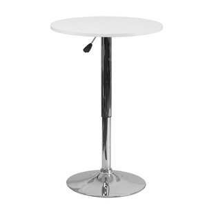 Noemi Adjustable Pub Table by Orren Ellis