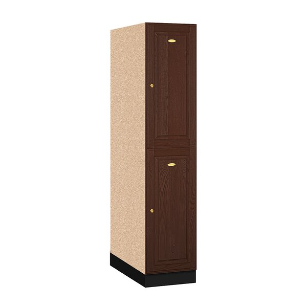 12000 Series 2 Tier 1 Wide Employee Locker by Salsbury Industries