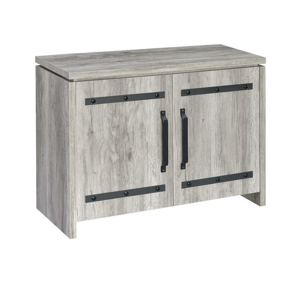 Beckett Wooden Accent Cabinet by Gracie Oaks Gracie Oaks