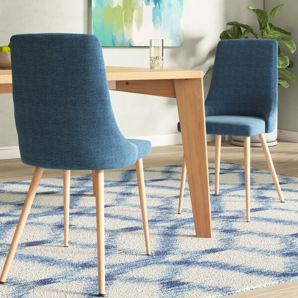 Sarita Upholstered Dining Chair (Set of 2) by Ivy Bronx