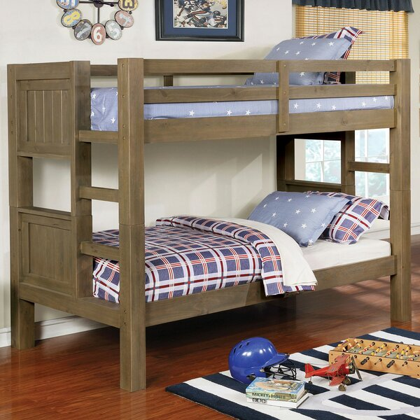Laoise Twin Over Twin Standard Bed By Harriet Bee by Harriet Bee Best Choices