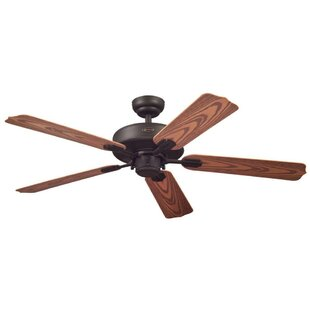 "52"" Willow Breeze 5-Blade Ceiling Fan By Westinghouse Lighting Outdoor Lighting"
