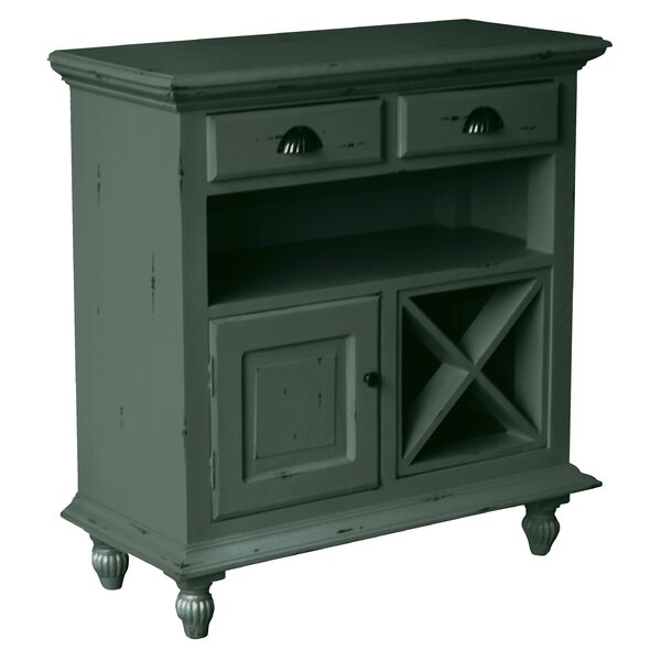 Fleming 2 Drawer Accent Cabinet by NES Furniture