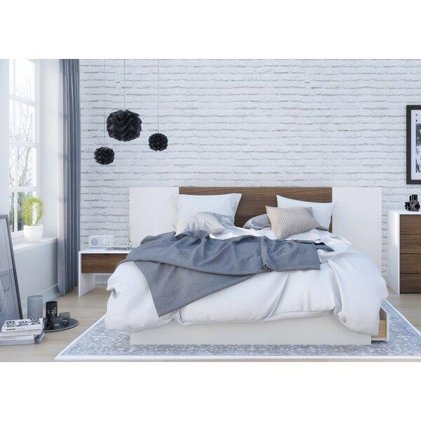 Bourquin Platform 4 Piece Bedroom Set by Mack & Milo