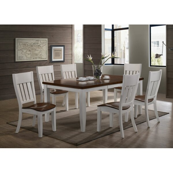 Adalard 7 Piece Dining Set by August Grove
