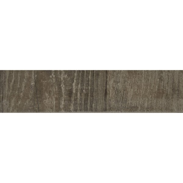Season Wood 12 x 3 Porcelain Bullnose Tile Trim in