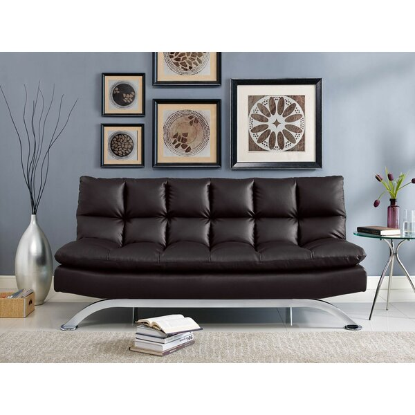 Waut Pillow Top Convertible Sofa by Orren Ellis
